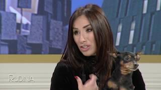 Repeat youtube video Rudina - Eranda Libohova ne rrefim per jeten e saj! (02 dhjetor 2016)
