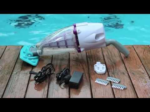 vektro l 39 aspiratore per le piscine e le spa youtube. Black Bedroom Furniture Sets. Home Design Ideas