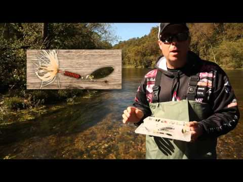 Choosing The Right Lure Or Bait For River Or Stream Fishing