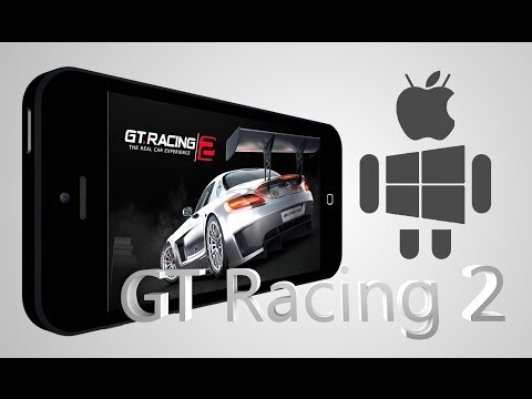 iChart #11. Обзор игры - GT Racing 2: The Real Car Experience для iOS и Android