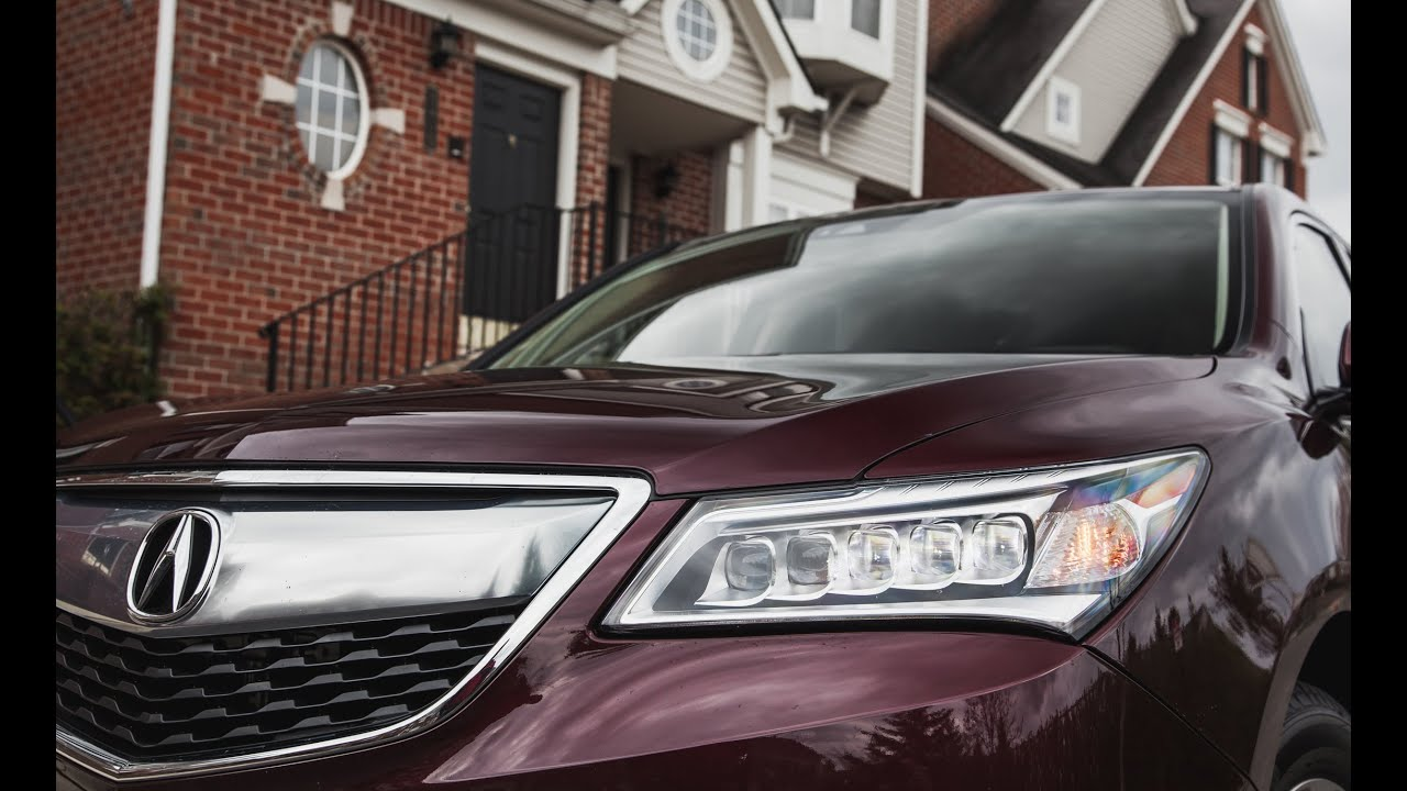 review new car 2016 acura mdx specs and price youtube
