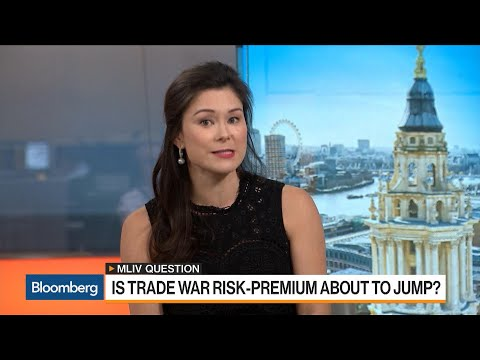 As Tariffs Escalate, JPMorgan Private Bank Says `It's Hard to Find True Places to Hide'