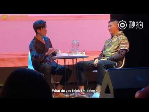 "Beloved Enemy Fan Meet  ""What are you doing?"" [30/12/2017] 《决对争锋》见面会 「你在干什么?」"