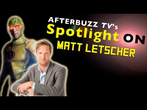 Matt Letscher   AfterBuzz TV's Spotlight On