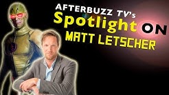 Matt Letscher Interview | AfterBuzz TV's Spotlight On