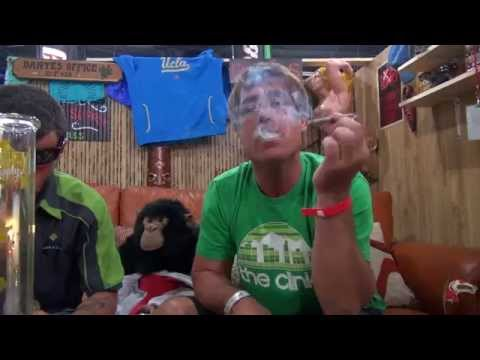 Smoking With Dante High Times Cannabis Cup 2015