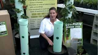 Vertical Gardening - The Complete Garden Stick -  Thegardenstick.com