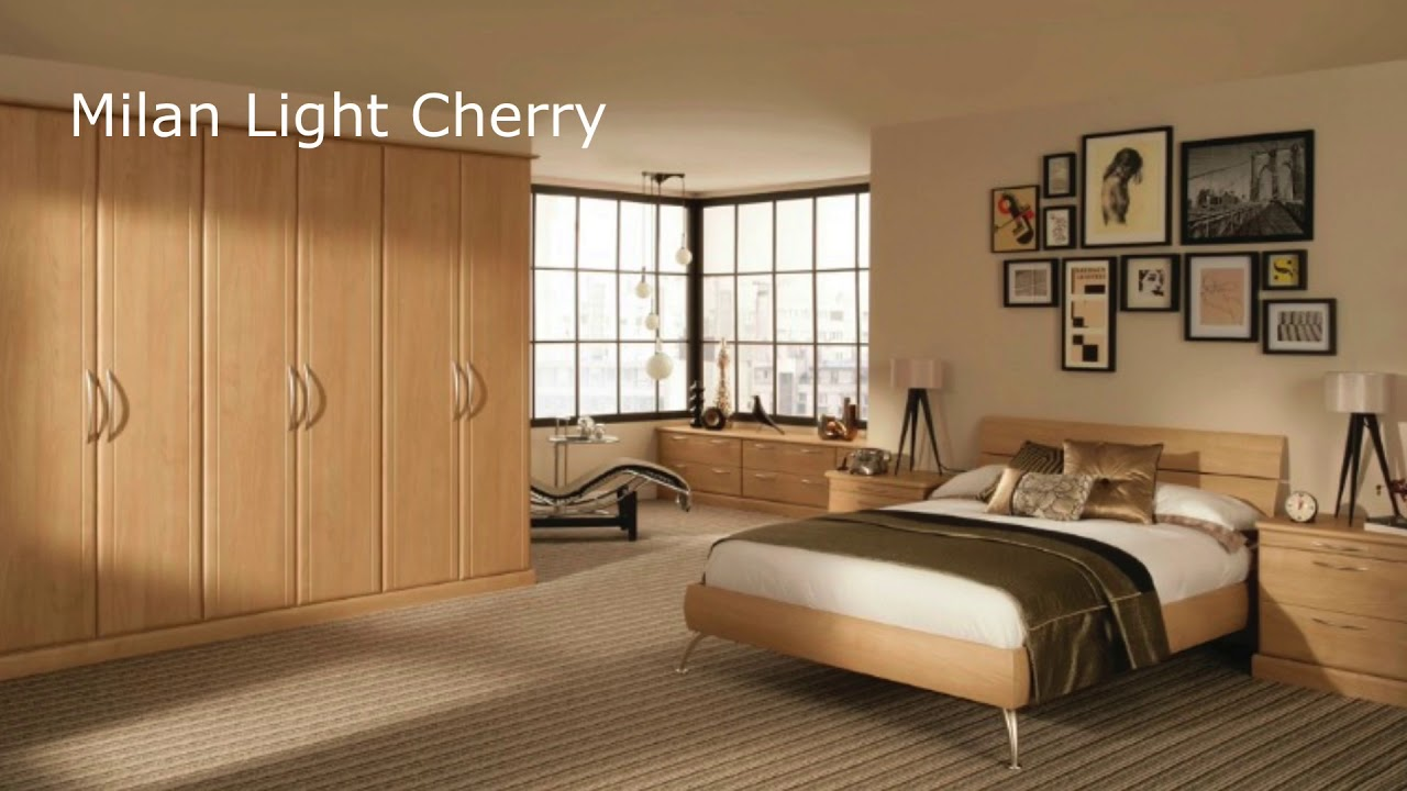 Fitted Bedroom Furniture Blackpool Youtube