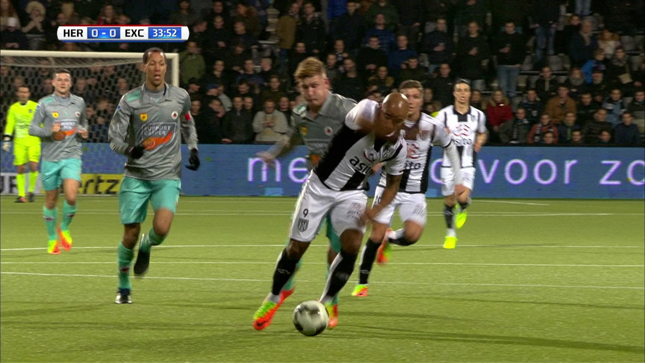 Heracles Almelo - Excelsior 4-0 | 18-02-2017 | Samenvatting