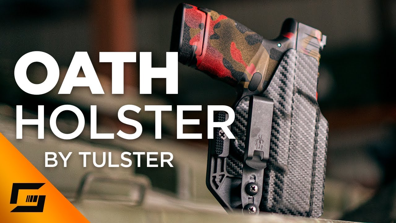 My New Favorite Holster, The OATH Holster By Tulster