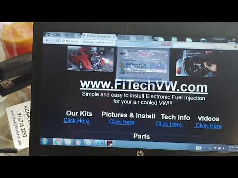 Repeat FiTech EFI handheld overview  by 434josh - You2Repeat