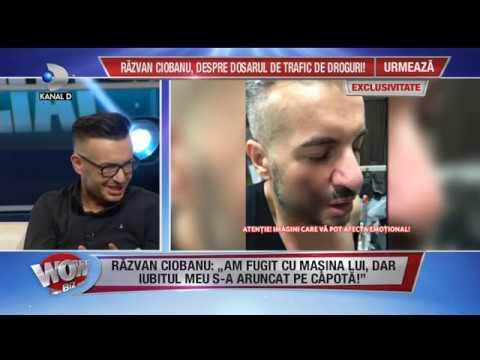 WOWBIZ (17.07.2018) - Razvan Ciobanu, agresat de iubit! EXCLUSIV! Partea 1