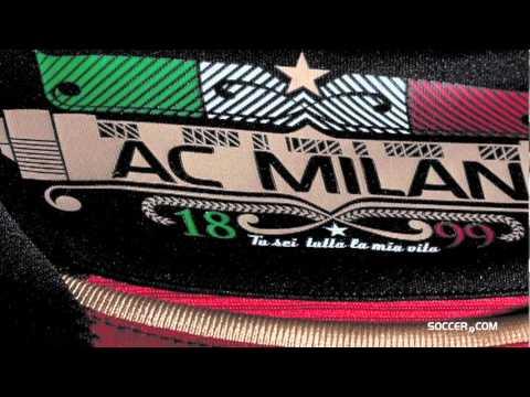 adidas AC Milan Home Jersey 10/11