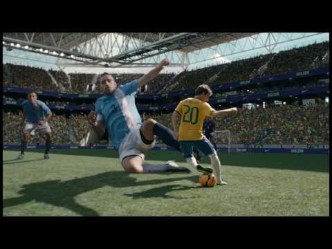 [AD] Nike Football : Dare to be Brasilian