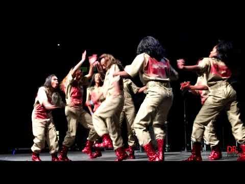 Delta Sigma Theta | Alpha Tau Chapter | Spring Fest Greek Show | 2018