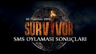 Survivor 20 Haziran 2016 Kim Elendi