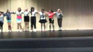 Matheson Jr. High Dance Concert