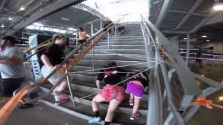 2015 Dallas Spartan Kids Race 1/2 Mile - Avery