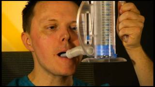 Breathing Excercises- Incentive Spirometer | Video