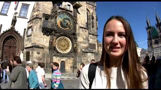 Prag die goldene Stadt an der Moldau