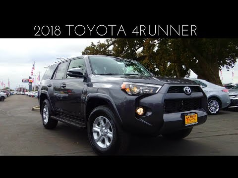 2018 Toyota 4Runner SR5 Premium 4.0 L V6 Review