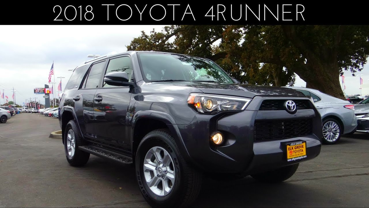 2018 toyota 4runner sr5 premium 4 0 l v6 review youtube. Black Bedroom Furniture Sets. Home Design Ideas