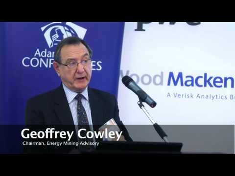 Geoffrey Cowley, Energy Mining Advisory – Russian Metals Summit