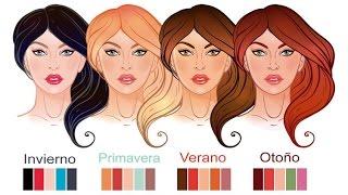 Conoce los Colores que te Favorecen a tu Rostro - HogarTv por Juan Gonzalo Angel