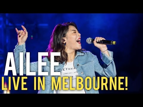 AILEE IN MELBOURNE!(Asia Pop Fest 2017)