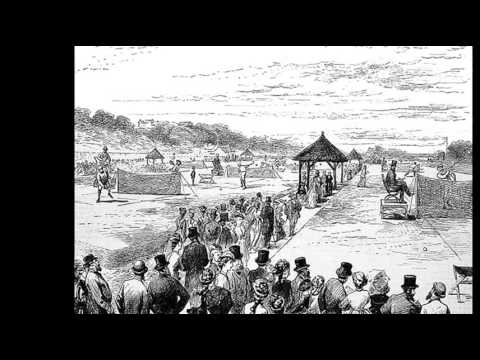 9th July 1877: First Wimbledon Championship begins in London