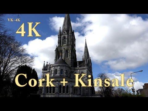 Irland Rundreise Doku, Cork und Kinsale Sehenswürdigkeiten, 4K (4/7)
