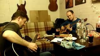 Начало нового муз проекта моих друзей