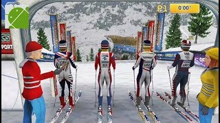 Athletics 2 Winter Sports - Android Gameplay FHD