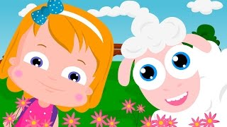 Mary Had A Little Lamb | Nursery Rhyme