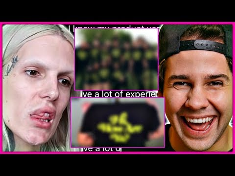 Jeffree Star & David Dobrik Friendship Is OVER Because Of This.... thumbnail