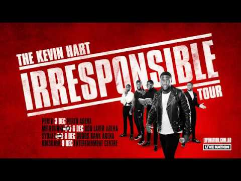 Kevin Hart returning to Sydney with two massive shows!