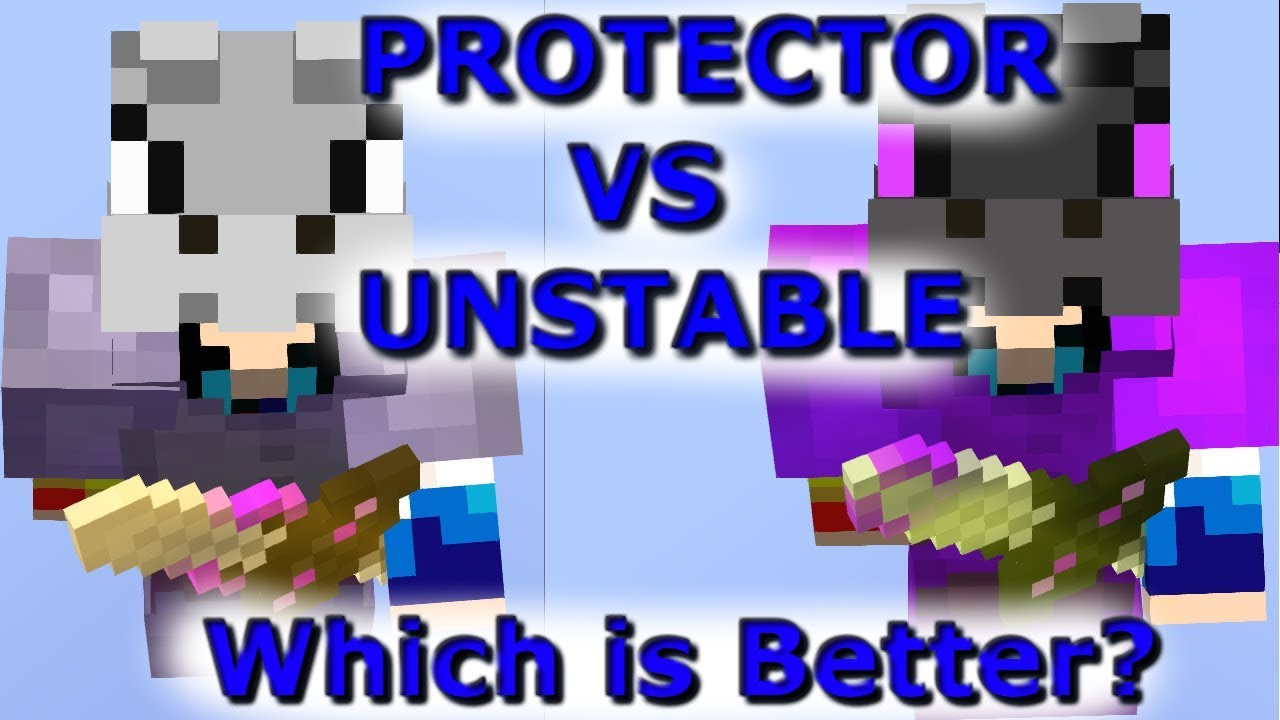 Protector Vs Unstable Dragon Armor Comparison Hypixel Skyblock Youtube All stats reduced from +20 to +16. protector vs unstable dragon armor comparison hypixel skyblock