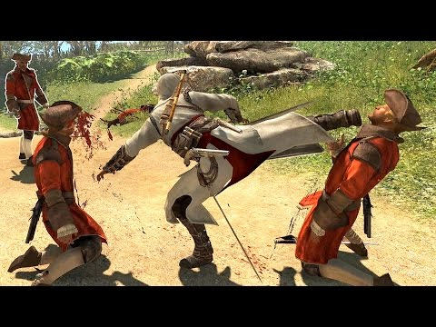 Assassins Creed 4 Black Flag  Underwater Exploration & Kills