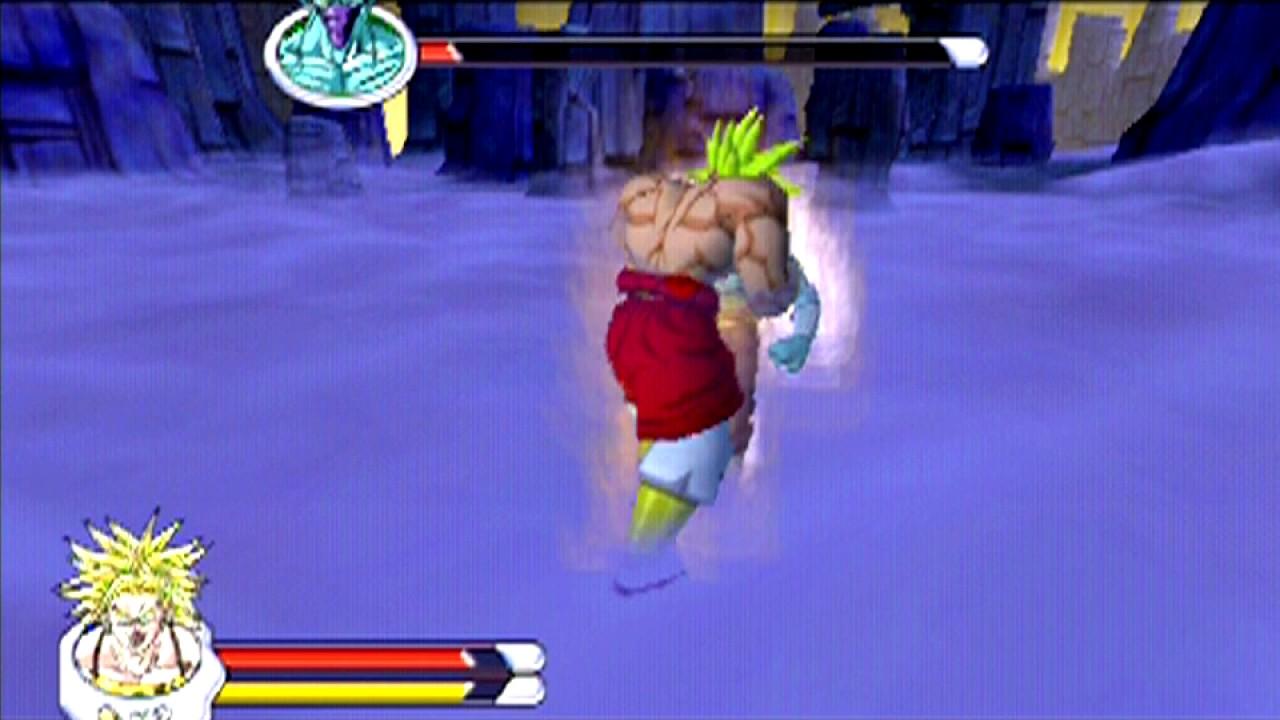 Dragon Ball Z: Sagas   Broly vs. Soba - YouTube