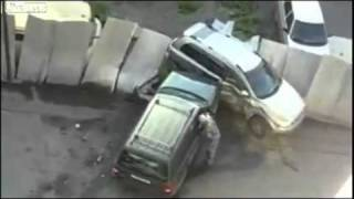 Жена застукала мужа/car