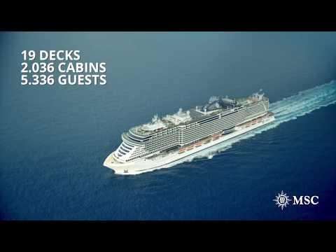 MSC Seaview - Ship visit
