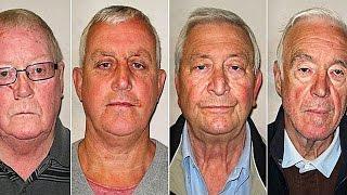 How 4 Grandpas Robbed £14 Million Worth of Diamonds