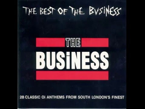 The Business - Streets Where You Live