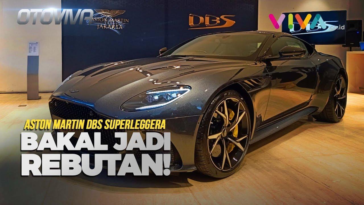 Aston Martin Dbs Superleggera Mau Beli Mobil James Bond Youtube