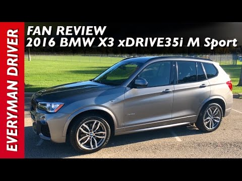 Excellent BMW F25 X3 35i MSport In Depth Review Start Up Exhau