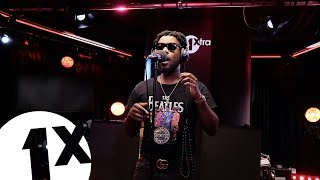 Maleek Berry 'Turn Your Lights Down Low' Live Lounge 1Xtra
