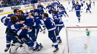 Lightning win back-to-back, are 2020-2021 Stanley Cup Champions