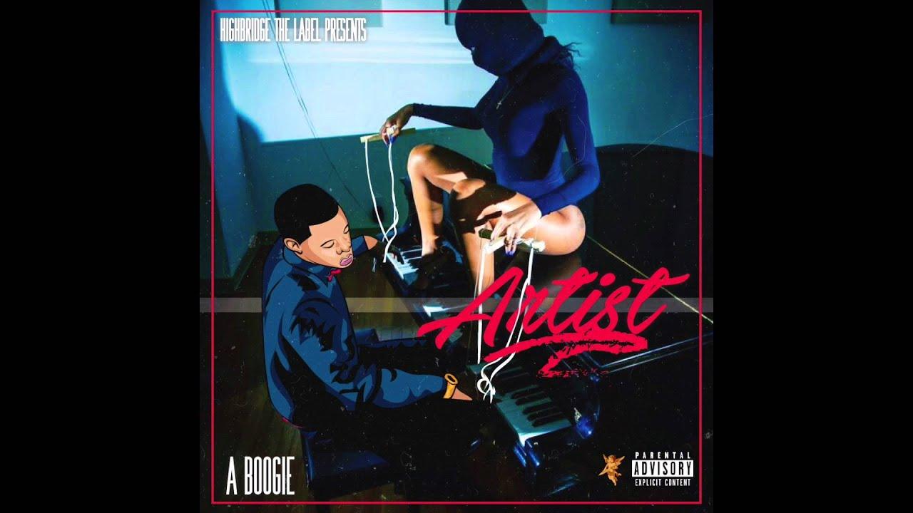 a boogie mixtape artist