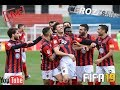 🔴 LIVE FIFA 19 [ Ryzen 7 1800X GTX1060 6GB ULTRA FULL HD] CARRIERA COSENZA