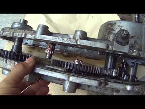 Ремонт мотоблока салют своими руками видео